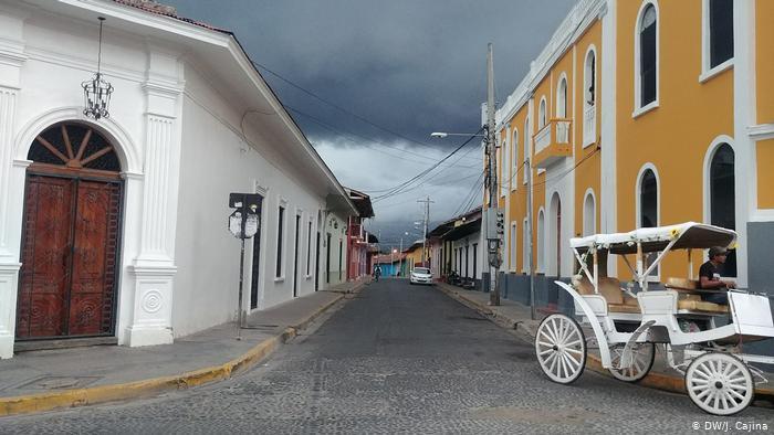 Nicaragua - Coronavirus (DW/J. Cajina)