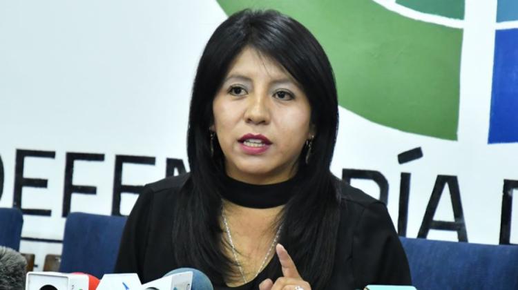 APDHLP: Defensoría del Pueblo debe despolitizarse y retomar su rol ...