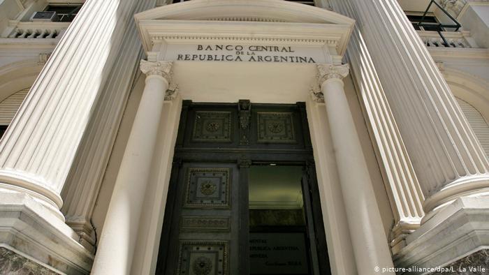 Foto del Banco Central de Argentina