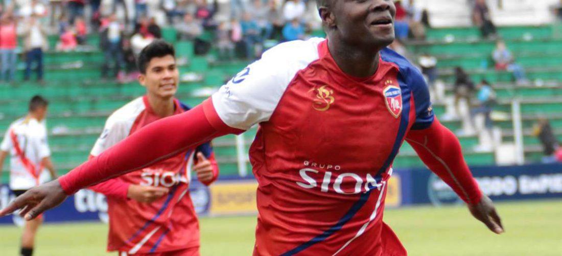 John Jairo Mosquera es un hecho que cambiará de camiseta y posiblemente sea por la de Oriente. Foto: El Deber