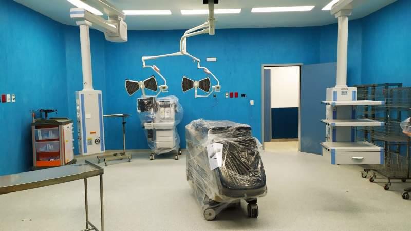 Criticada Aisem fue creada en el Gobierno del MAS para construir y equipar hospitales
