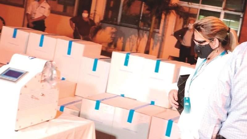 Español que vendió los respiradores creó 11 empresas unipersonales