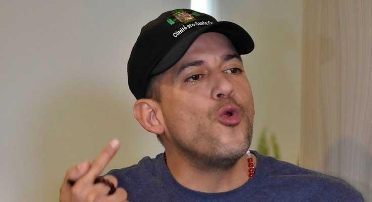 Camacho dice que los respiradores retratan al Gobierno de ...