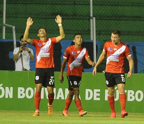 Nacional Potosí ocupa el noveno lugar en el torneo Apertura, que quedó suspendido en marzo. Foto: APG Noticias
