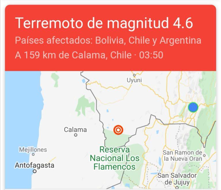 Reporte sísmico 25 de mayo de 2020