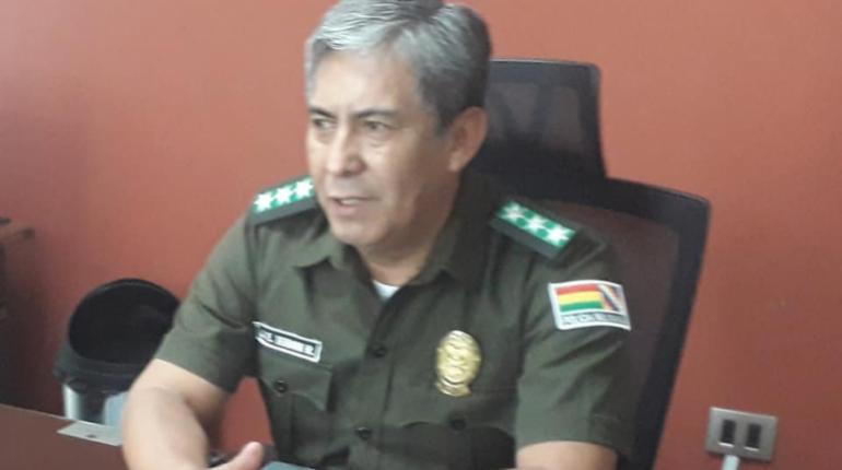 Comandante de la Policía de Santa Cruz da positivo a coronavirus ...