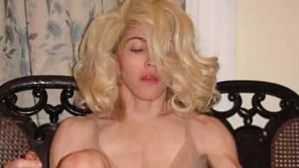 La polémica foto de Madonna en Instagram