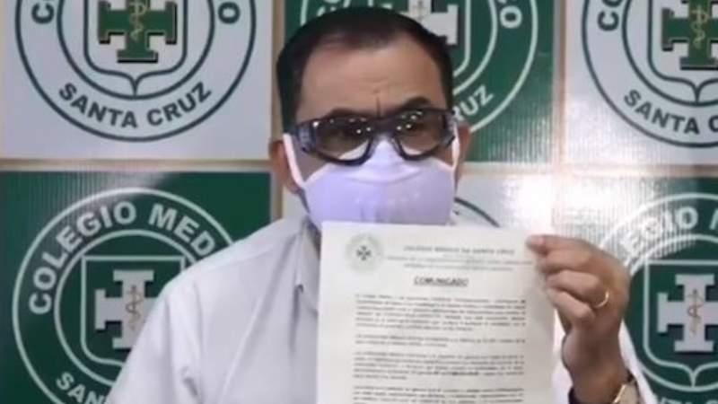 Médicos piden procesar a colegas por usar fármacos no probados para Covid-19