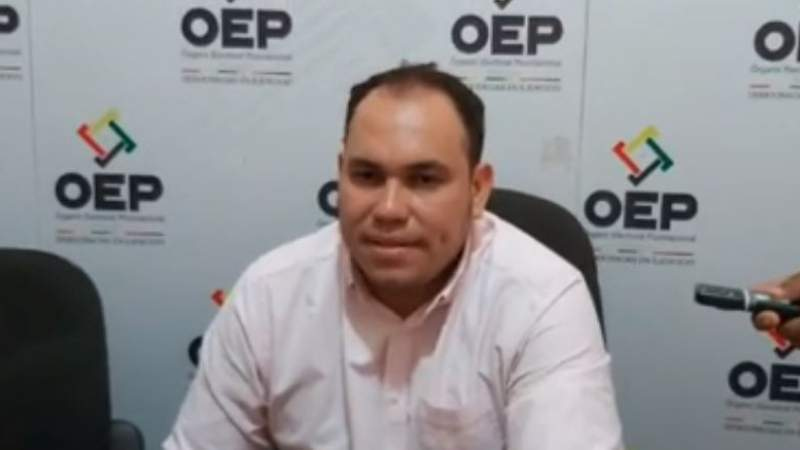 Se aísla el presidente del Tribunal Electoral de Pando por coronavirus