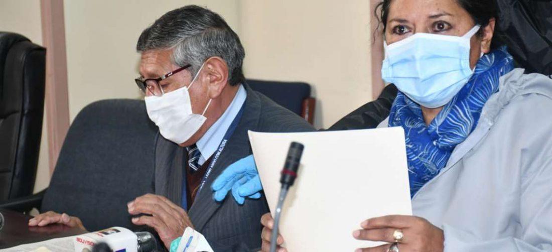 La diputada Otilia Choque pide completar la documentación de los proyectos de ley presentados por el oficialismo
