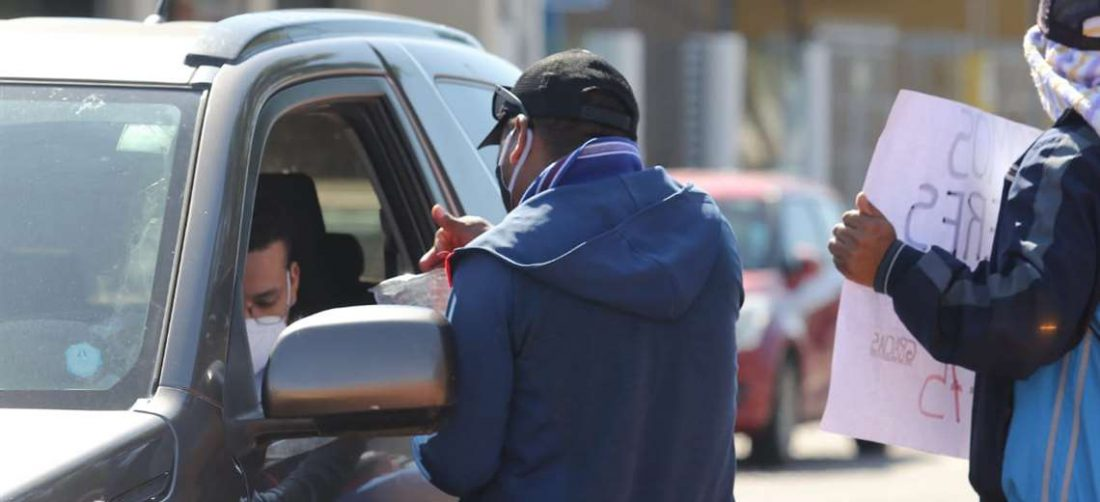 Aseguran que ya no tienen cómo llevar el sustento a casa /Foto: Jorge Gutiérrez