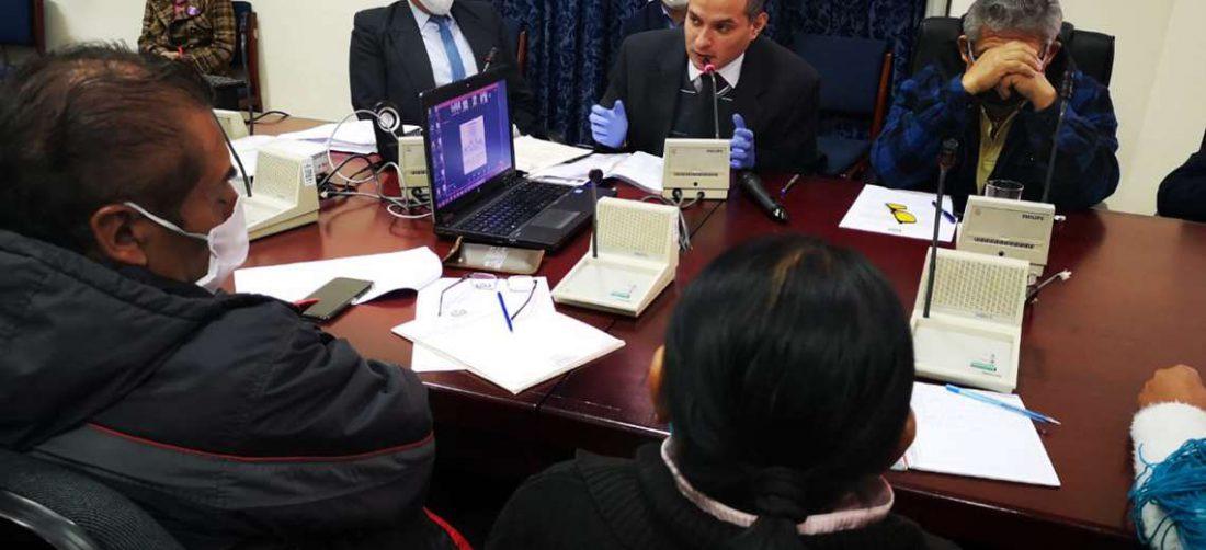 Los parlamentarios de la Comisión de planificación rechazaron el crédito /Foto: Ministerio de Economía