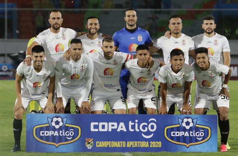 Equipo albo que jugó las doce fechas del torneo Apertura. Foto: internet