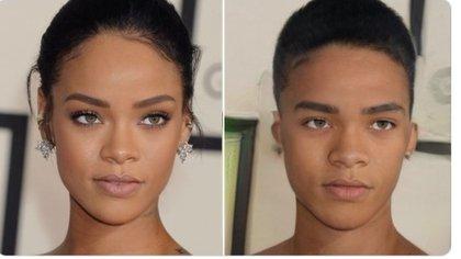 Rihanna, cantante