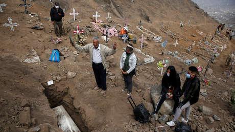 Perú sobrepasa los 7.000 fallecimientos por coronavirus y ya suma 237.156 positivos confirmados