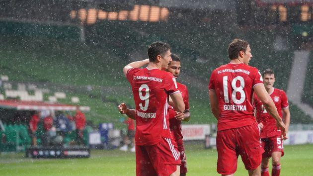 bayern munchen se consagrao por octava vez al hilo campeon de la bundesliga