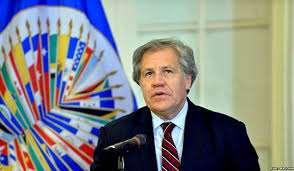 Luis Almagro es secretario general de la OEA.
