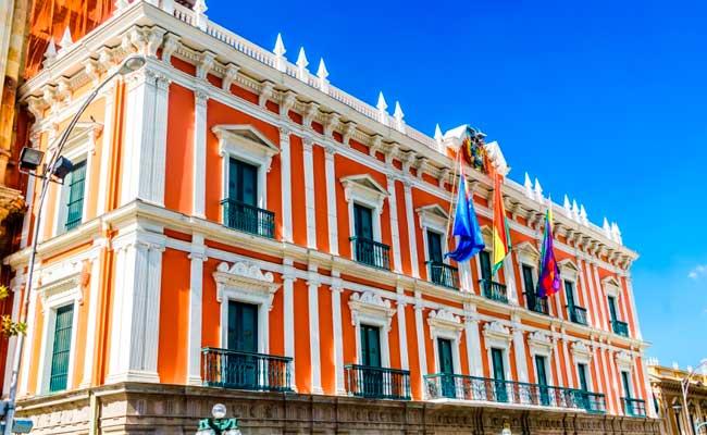 Palacio de Gobierno Bolivia Foto: Lexlatin