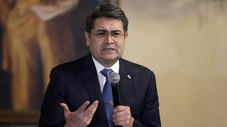 El presidente de Honduras es hospitalizado después de confirmar que se contagió de coronavirus
