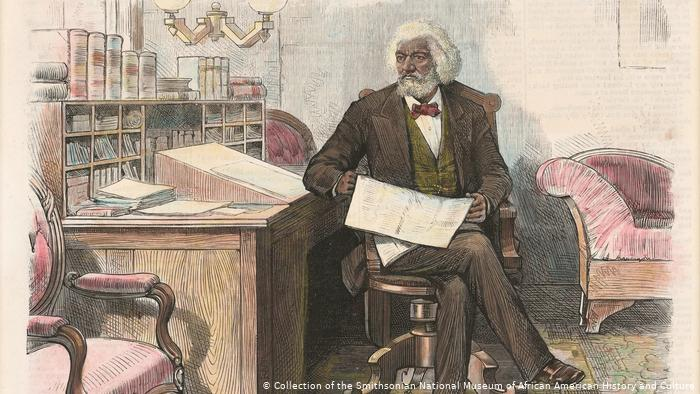 Frederick Douglass (Collection of the Smithsonian National Museum of African American History and Culture)