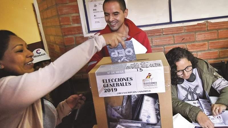 Ley electoral: afines al MAS dan ultimátum; se prevé promulgación