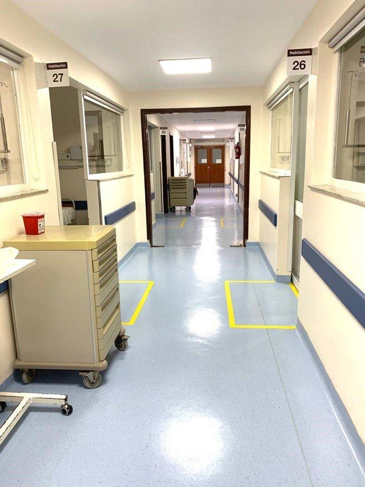 Por miedo a contagiarse covid-19, muchas personas evitan ir a los centros de salud.