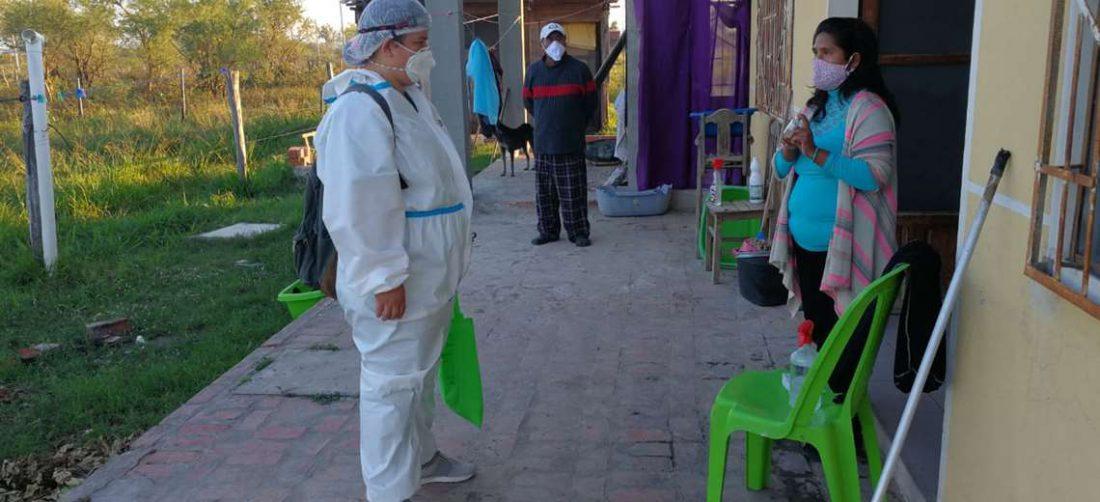 La Alcaldía viene realizando rastrillajes desde hace tres semanas (Foto: G.A.M.)