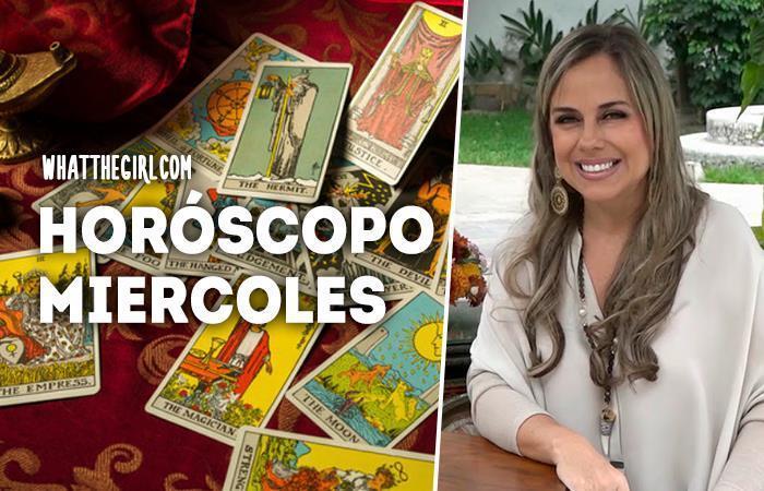 Horoscope de Josie Diez Canseco for the Wednesday, June 24. Photo: Interlatin