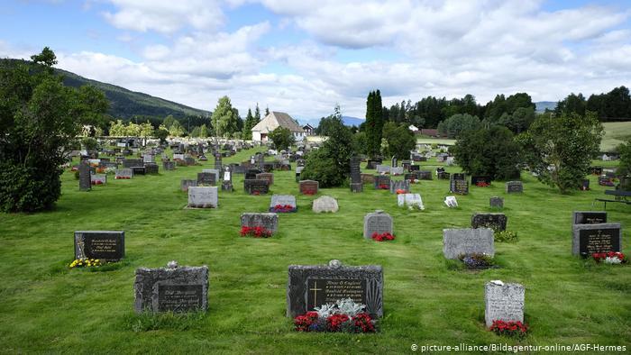 Cementerio de Heddal, Noruega