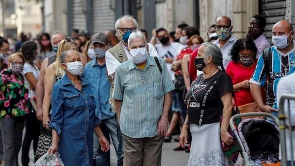 América Latina y el Caribe rozan los cinco millones de casos de ...