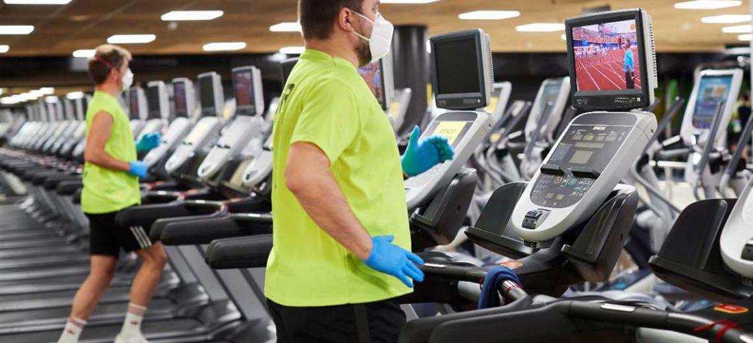 Con toda la bioseguridad desde el próximo lunes los gimnasios vuelven a funcionar
