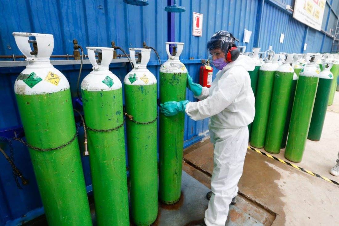 Minsa brinda autorizaciones excepcionales a plantas de oxígeno ...