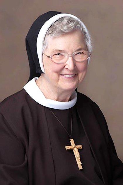 Mary Clarence (Adeline) Borkoski, 83 años (Felician Sisters of North America)