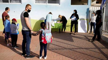 """""""Un gran fracaso"""": Israel admite su """"error"""" en la reapertura de las escuelas que no deberían repetir otros países"""
