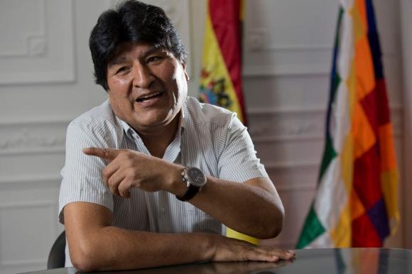Qué hace y de qué vive Evo Morales en Argentina - 31/01/2020 - EL ...