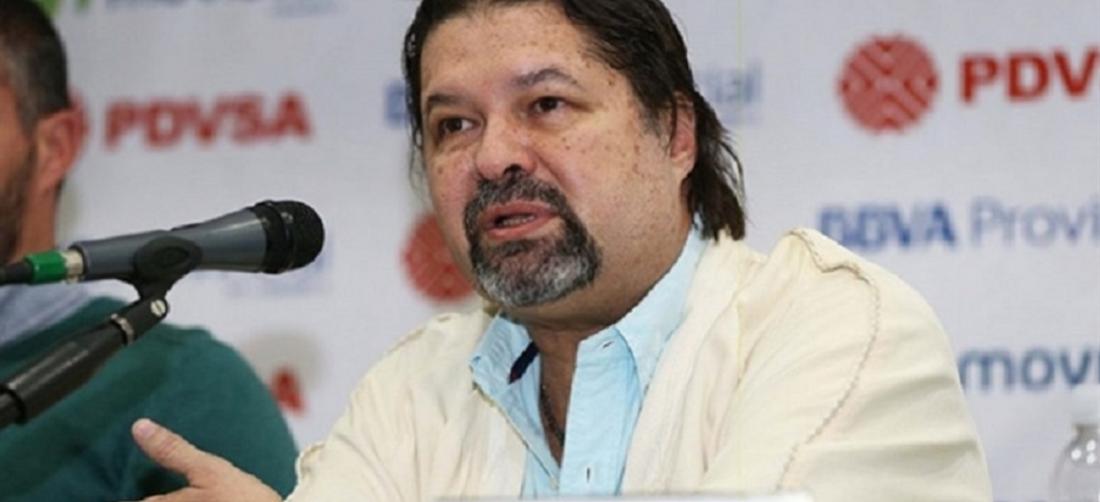 Hay pesar en el fútbol de Venezuela por a muerte de Jesús Berardinelli