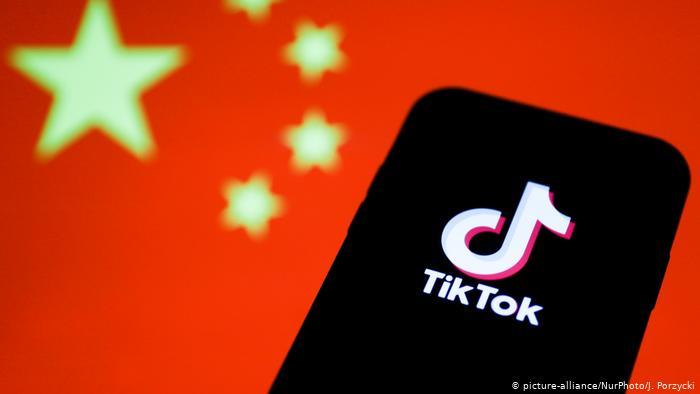 USA   US-Präsident Donald Trump will App Tiktok verbieten (picture-alliance/NurPhoto/J. Porzycki)