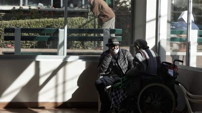 El asilo San Ramón precisa con urgencia un médico y enfermeras