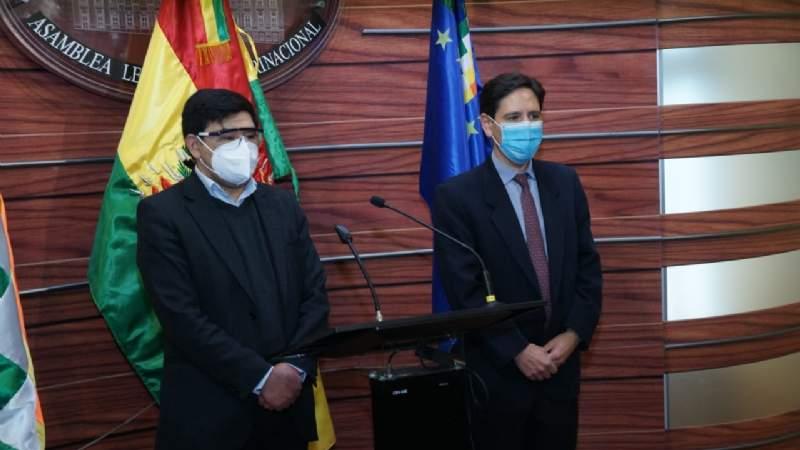 Legislativo y el TSE acuerdan elaborar una ley para fija fecha de elecciones