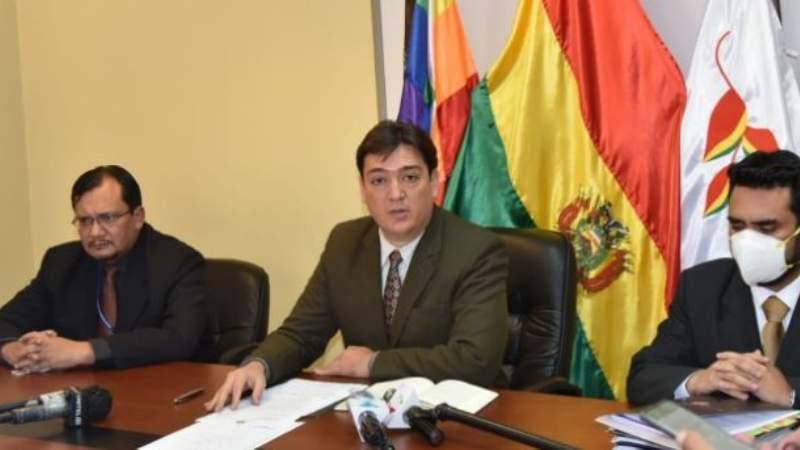 La PGE insta a la CIDH a aclarar el «respaldo» a un tuit de Morales