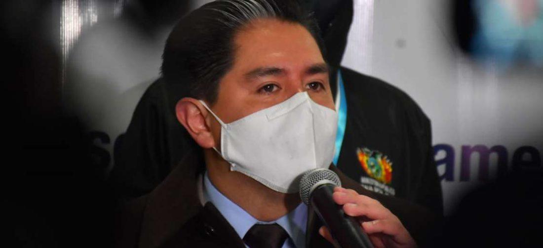 El fiscal departamental de La Paz I APG Noticias.