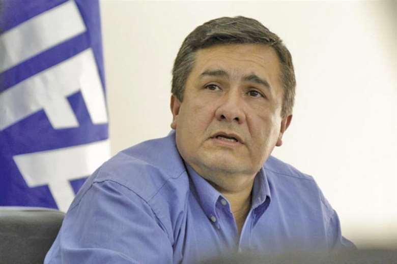 Robert Blanco, presidente de la División Profesional de la FBF. Foto: internet