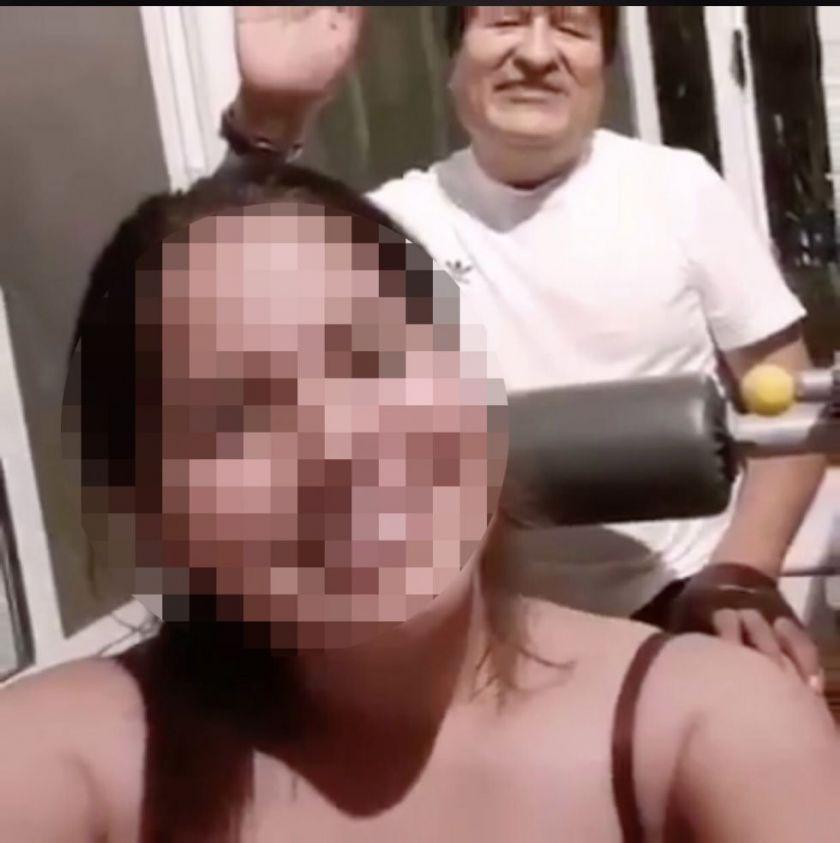 Presunta pareja de Evo está en Argentina, revela periodista español