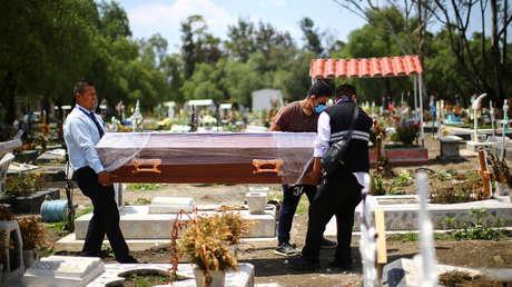 Latinoamérica supera a Europa en número de fallecidos por coronavirus