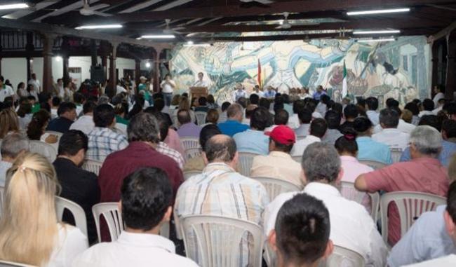 RESOLUCIÓN DE LA ASAMBLEA DE LA CRUCEÑIDAD – Ver.bo