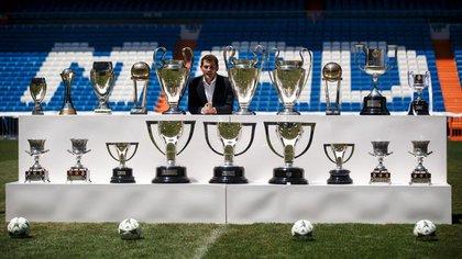 Casillas es considerado uno de los jugadores históricos del Real Madrid - REUTERS