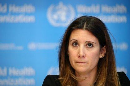 Maria Van Kerkhove, jefa de la Unidad de zoonosis y Enfermedades Emergentes de la OMS (REUTERS/Denis Balibouse)