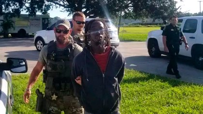 Donald J. Williams fue detenido con un arma robada, que sería la usada en el homicidio (Crédito: Martin County Sheriff's Office)