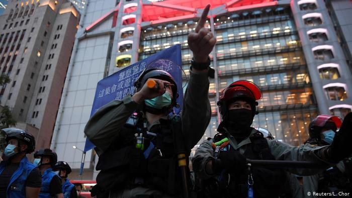 Hongkong Pro-Democracy Proteste (Reuters/L. Chor)