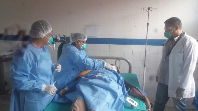 Abolmed denuncia a autoridades y dirigentes por muertes por falta de oxígeno
